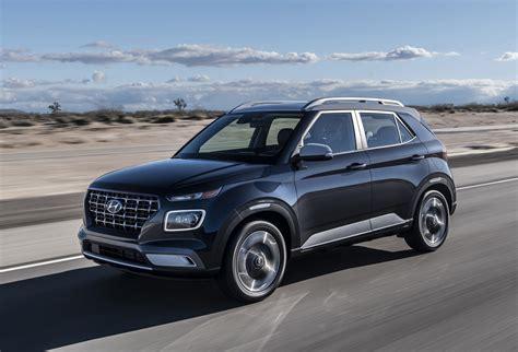 hyundai venue review ratings specs prices    car connection