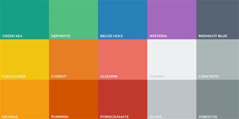 flat ui colors p2p