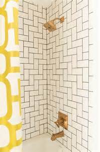 Subway Tile Patterns shower tile patterns contemporary bathroom