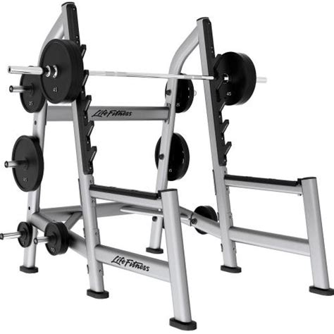 Does Snap Fitness Squat Racks by Signature Series Olympic Squat Rack Fitness