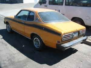 Dodge Colt For Sale Craigslist Just A Car 1975 Dodge Colt Gt