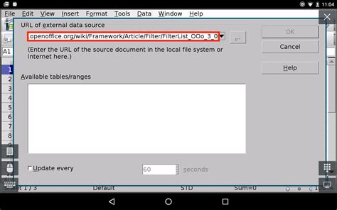 openoffice android andropen office openoffice for android andropen office 2 4 6 released