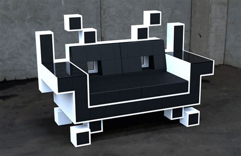 video game couch video game inspired furniture holy kaw