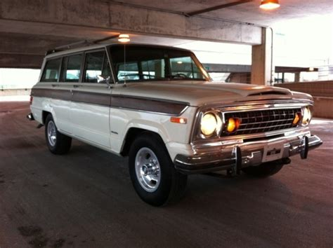 75 Jeep Wagoneer 149 Best Images About Wagoneer By Jeep On
