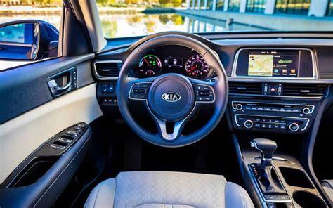 Kia Optima Interior 2018 Kia Optima Hybrid Release Date Rumors Specs Cars