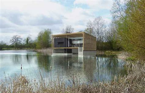 boat house oxford lower mill estate boathouse building oxfordshire e architect