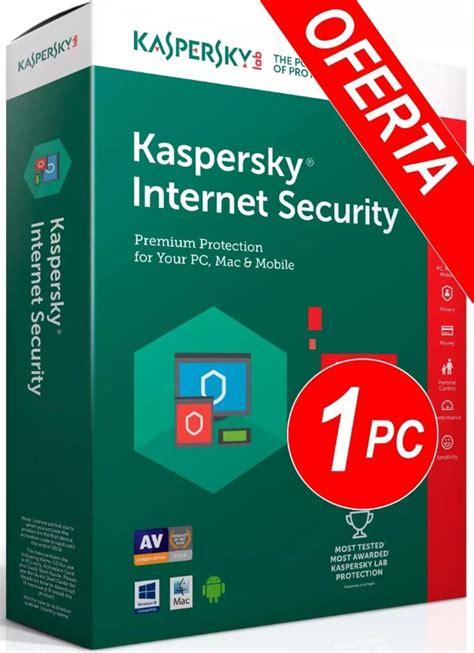 antivirus kaspersky security 2017 original 99