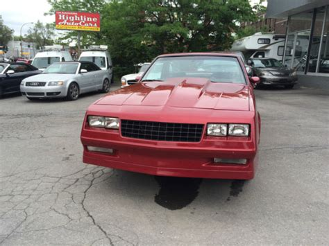 chevrolet 305 crate engine 1983 chevrolet el camino 305ci v8 crate engine must see