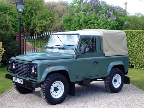 land rover green used keswick green land rover defender for sale essex