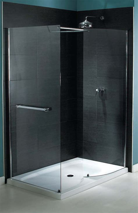 Cheap Designer Kitchens aqualux shine walk in shower enclosure 1400 x 800mm