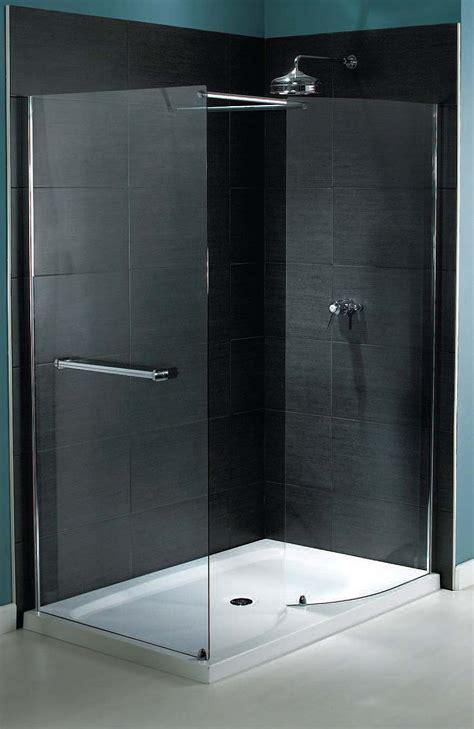 Enclosed Walk In Shower Aqualux Shine Walk In Shower Enclosure 1400 X 800mm