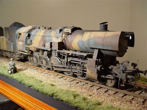 Br 52 Kriegslokomotive Model