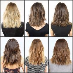 textured shoulder length hair 15 pretty hairstyles for medium length hair popular haircuts
