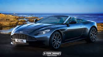 Aston Martin Aston Martin Aston Martin X Tomi Design Aston Martin Db11 Volante