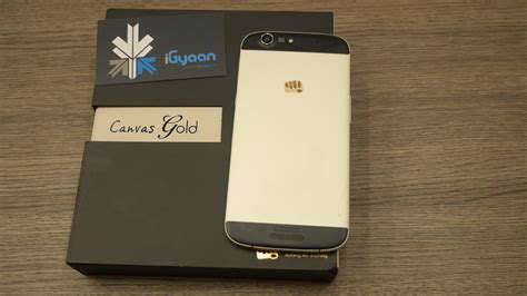 themes for micromax canvas gold a300 exclusive unboxing the micromax canvas gold a300