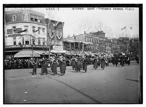 suffragists in washington dc the 1913 parade and the fight for the vote american heritage books in 1913 marched on washington this month they