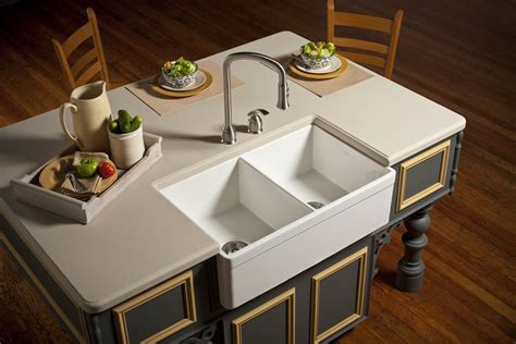 double ceramic kitchen sink double bowl ceramic kitchen sink victoriaentrelassombras com