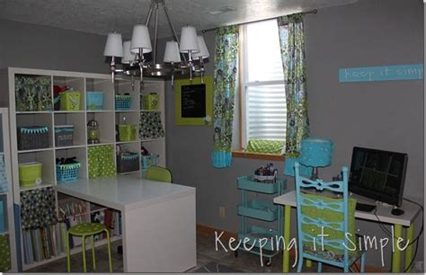 craft room decorations keeping it simple craft room reveal organizing supplies