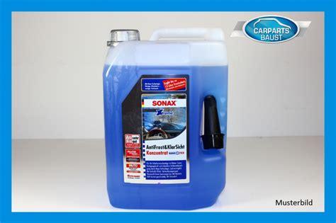 Sonax Scheibenfrostschutz 994 by Sonax Scheibenfrostschutz Sonax Anti Klarsicht Blue