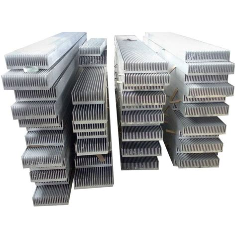 heat sink extrusion copper or aluminium heat sink extrusion profiles tianjin
