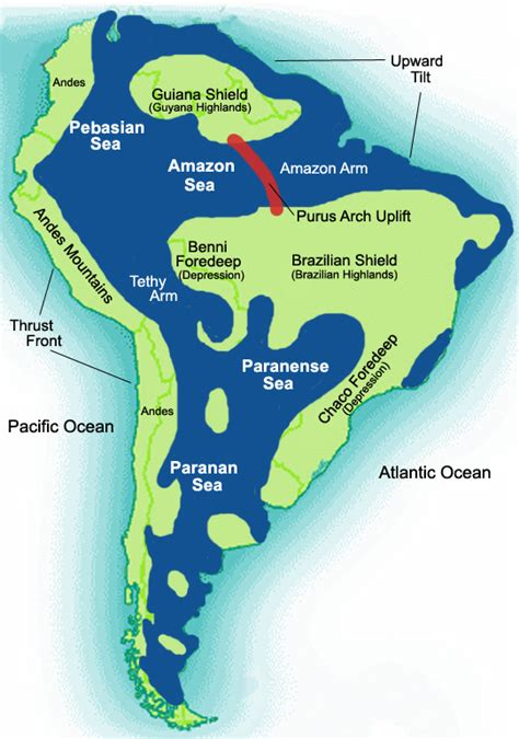 south america map highlands nephicode the rising of south america part iii