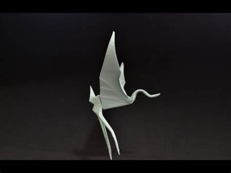 Advanced Origami Crane - origami immortal crane kade chan