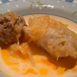 hungarian stuffed cabbage rolls recipe details calories nutrition information