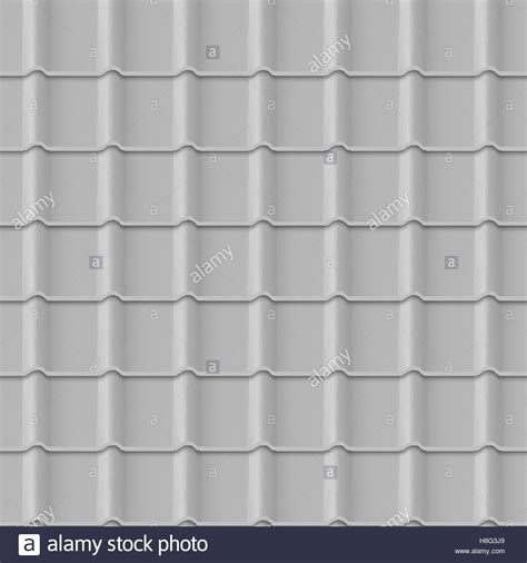roof pattern vector tiled roof seamless pattern gray color modern style