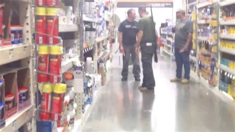 open carry home depot temple tx