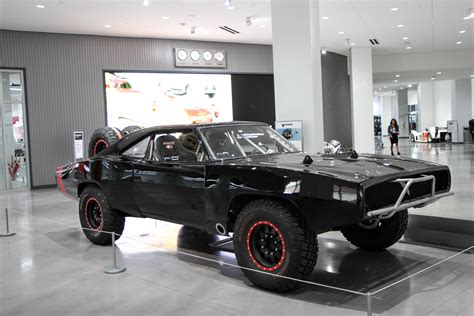 Fast Seven Cars by Fast Furious Road Dodge Charger R T From Furious