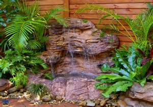 Homemade Serenity Make It swimming pool rock waterfalls kits fountains and boulders