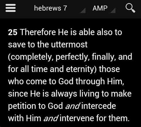 Jesus Saves To The Uttermost by Hebrews 7 25 Jesus Calling