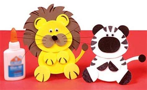 imagenes de animales infantiles en goma eva manualidades con goma eva o foamy portafolio blog