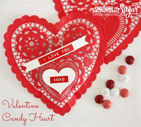 valentines for easy a spoonful of sugar