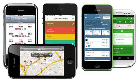 Open App Why A New Website But No App Part 1 Tfl Digital