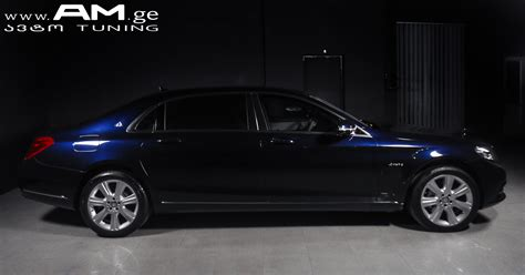 Interior Design Videos Maybach Blue Car Wrapping Car Wrapping Auto Am Ge