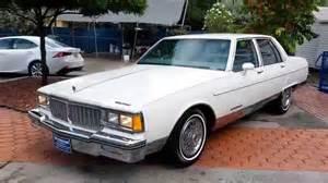 Pontiac Parisiene 1986 Pontiac Parisienne Karconnectioninc Miami Fl