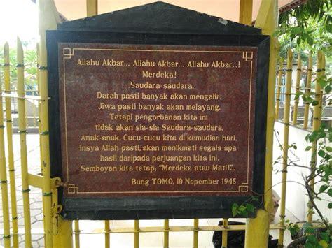 biografi bung tomo biografi bung tomo pahlawan indonesia biografi tokoh