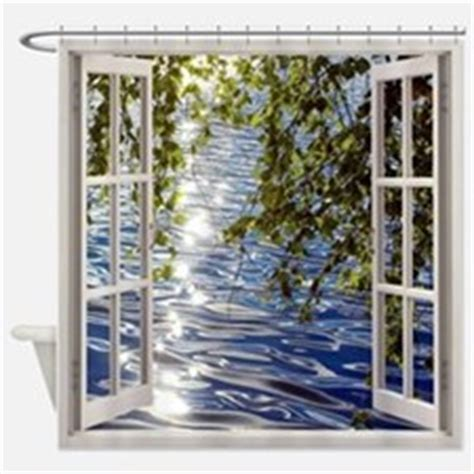 scenic shower curtain scenic shower curtains scenic fabric shower curtain liner