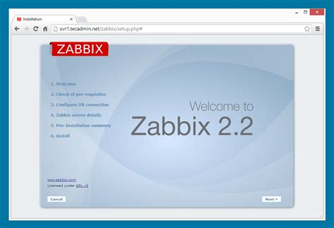 zabbix tutorial installation install zabbix server on ubuntu 14 04 12 04 and debian 7 6