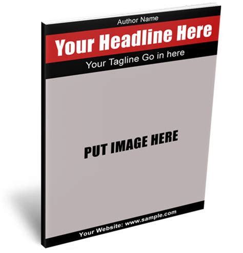 Design Ebook Cover Free 3d Ebook Cover Design Free Ebook Cover Templates For Photoshop