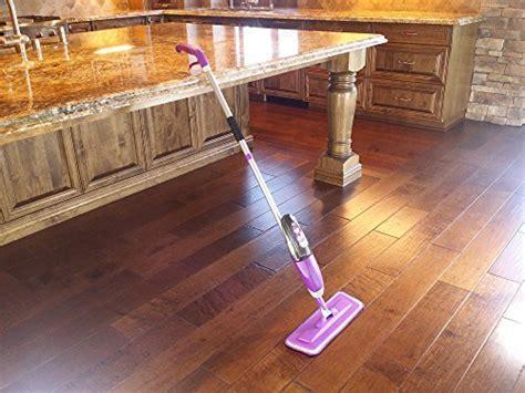 Can I Steam Clean Vinyl Flooring by Vorfreude Floor Spray Mop Lifetime Replacement 700ml Safer