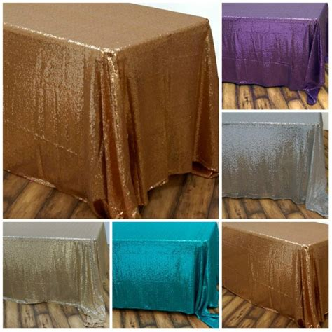 gold table overlay gold sequin tablecloth table overlay wedding sequin