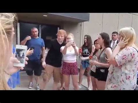 ed sheeran fan presale ed sheeran surprises crying fan sings house du