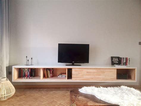 diy tv bank zwevend tv meubel arturoxl door wessel