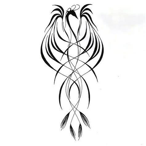 phoenix tattoo elegant line phoenix tattoo design phoenix phoenix tattoo
