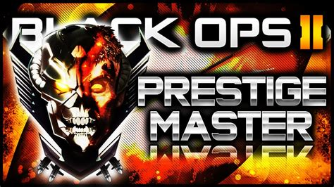 call of duty black ops 2 prestige black ops 2 prestige master finally achieved max level
