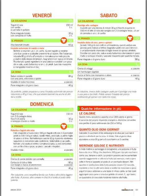 alimentazione vegetariana settimanale toscana verde salvia bio veg dieta vegana