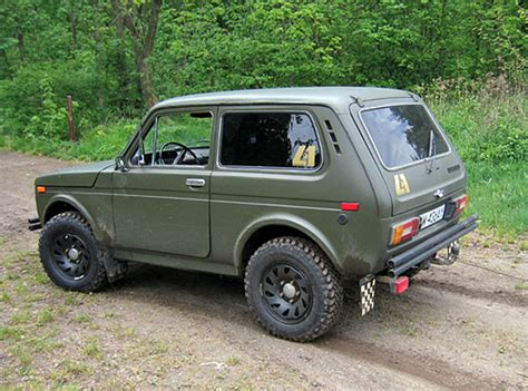 Lada Niva Car Topworldauto Gt Gt Photos Of Lada Niva Photo Galleries