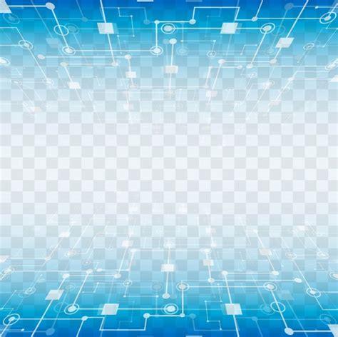 elementos tecnologicos modernos  fundo transparente
